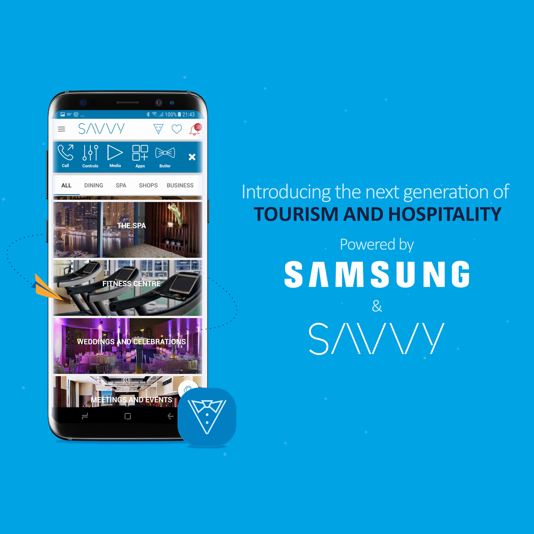 Savvy – Mobile Application Motion Graphic
