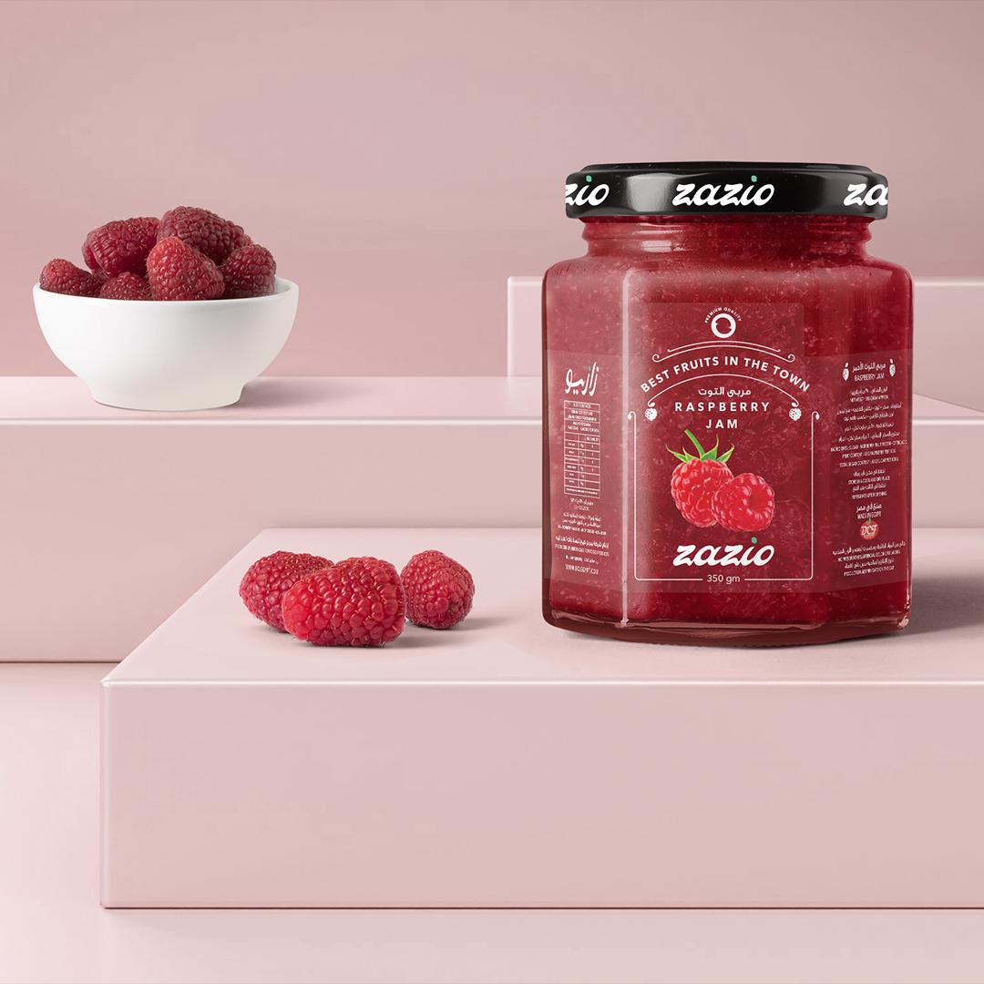 Zazio Jam – Packaging